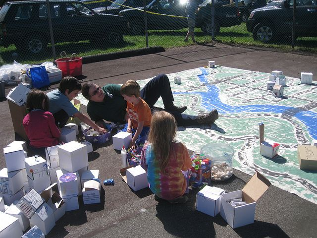 kids learn to plan cities and build sustainable houses renewable  kids learn to plan cities and build sustainable houses renewable energy can easily create great