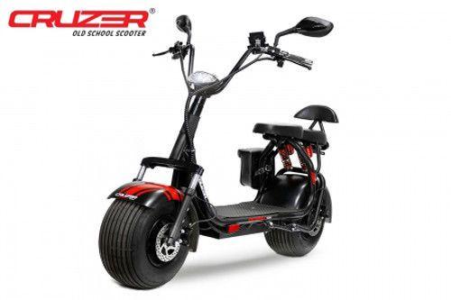 1000w 60v eco cruzer lithium on e chopper elektro roller e. Black Bedroom Furniture Sets. Home Design Ideas