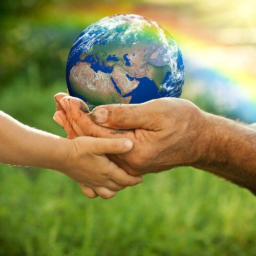 Remember what we are giving to our Children... Earth Day Around The Globe