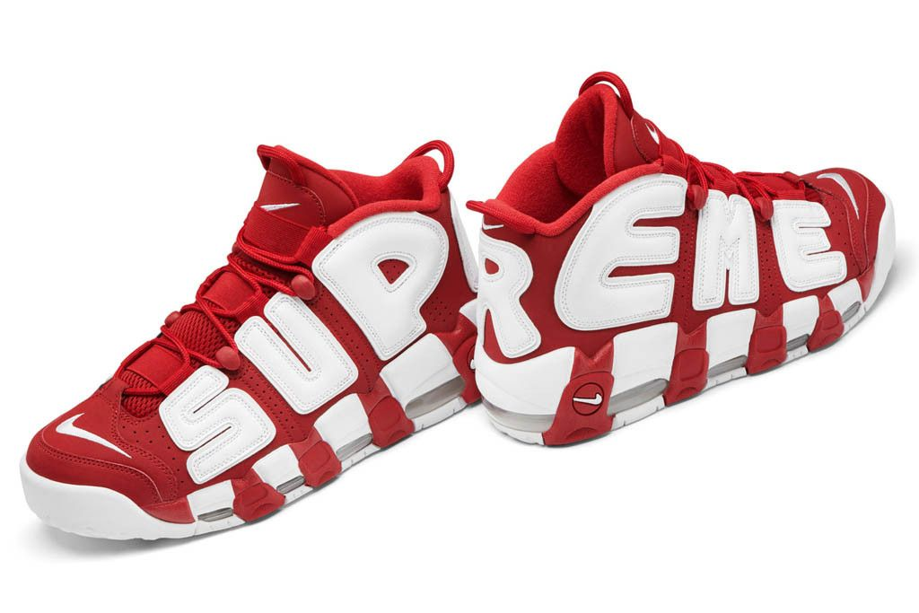 439ea90fe16 Nike Is Releasing the Supreme x Air More Uptempo Collection on April ...