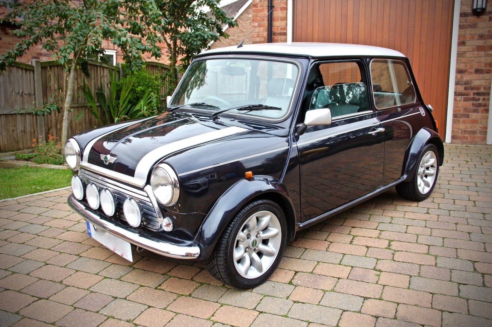 Ebay Rover Mini Cooper Sport Classic Mini 13i Mpi Detailed History