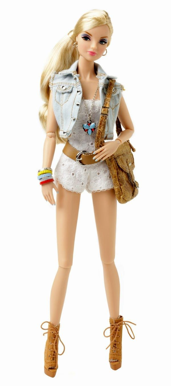 Image Gallery 2014 Barbie Fashion