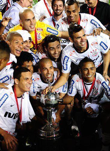 Corinthians Campeao Da Libertadores 2012 Libertadores 2012 Sport Club Corinthians Corinthians Futebol Clube