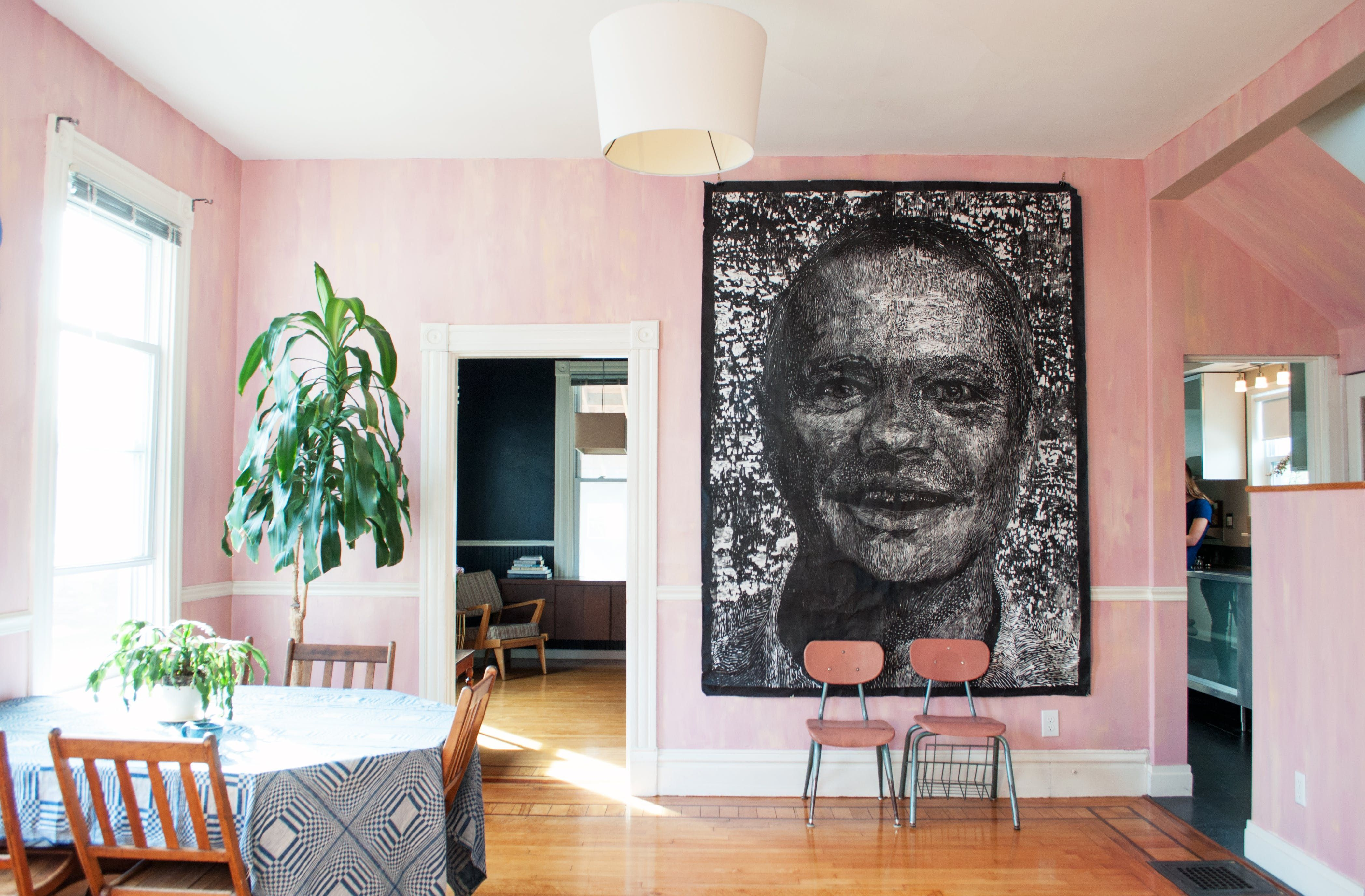 Wonderful Tour The Colorful Home Of Three Roomies In St. Louis