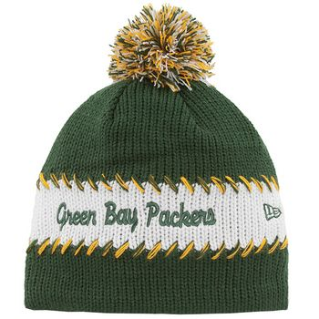 3687ed62f Green Bay Packers Women's Retro Loop Knit Hat at the Packers Pro Shop Want  this hat!
