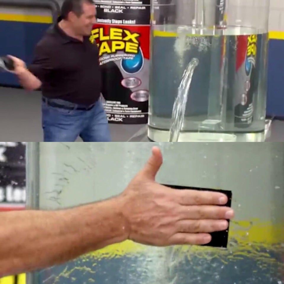 Fixing Leak with Flex Tape | Meme Template and Creator ...
