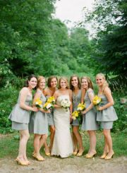 bridemaid idea...
