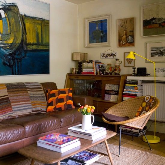 Pin On Eclectic Living Room Design
