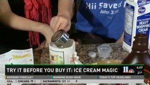 Atlanta, GA Gives the Ice Cream Magic a Try