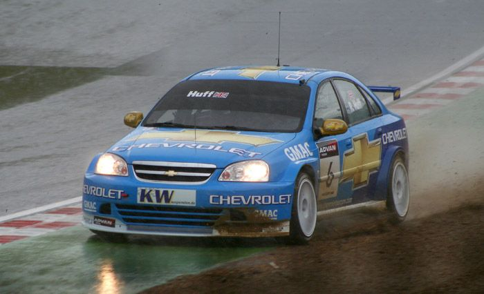 Rob Huff Brands Hatch 2006 Chevrolet Lacetti