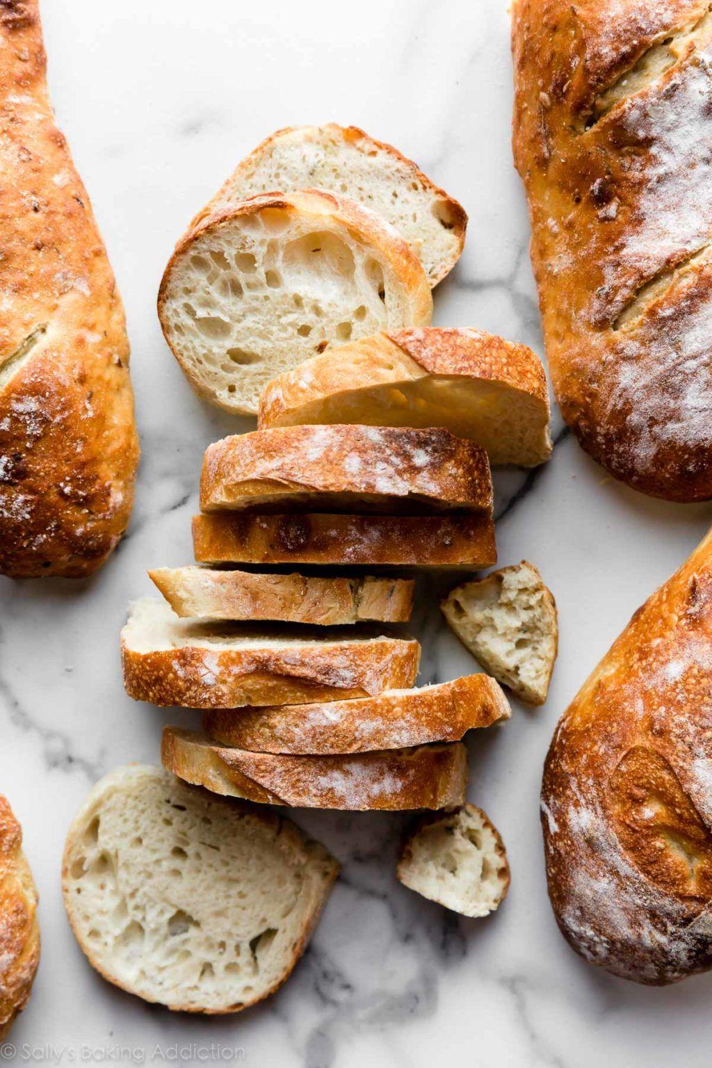 Bread beginners homemade artisan bread recipe using only