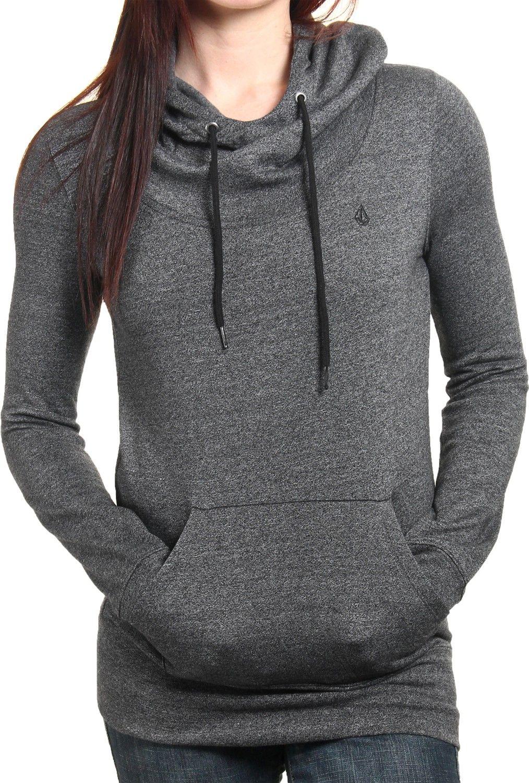 Volcom Moclov Pullover Hoodie Tactics Com Hoodies Womens Volcom Clothing Hoodies Womens Pullover [ 1500 x 1014 Pixel ]