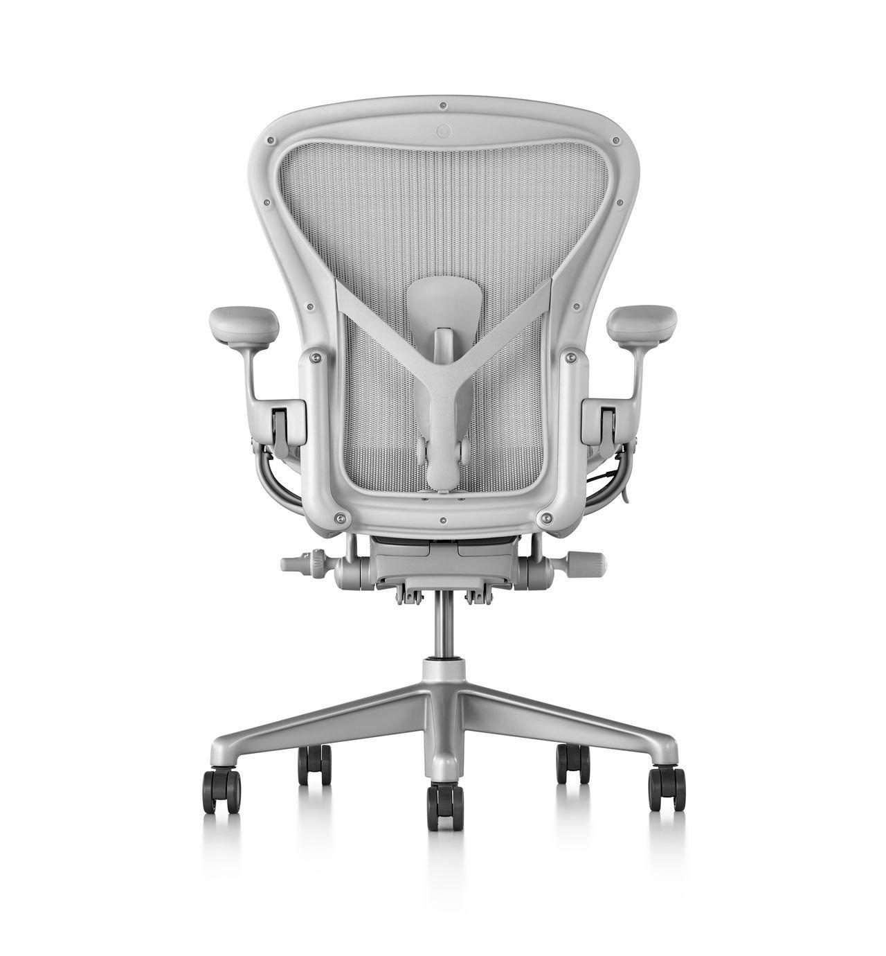 Herman Miller's Aeron® Chair Gets Remastered Work chair