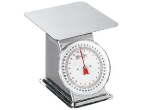 44-lb. Dial Scale by Weston by Weston at Cooking.com