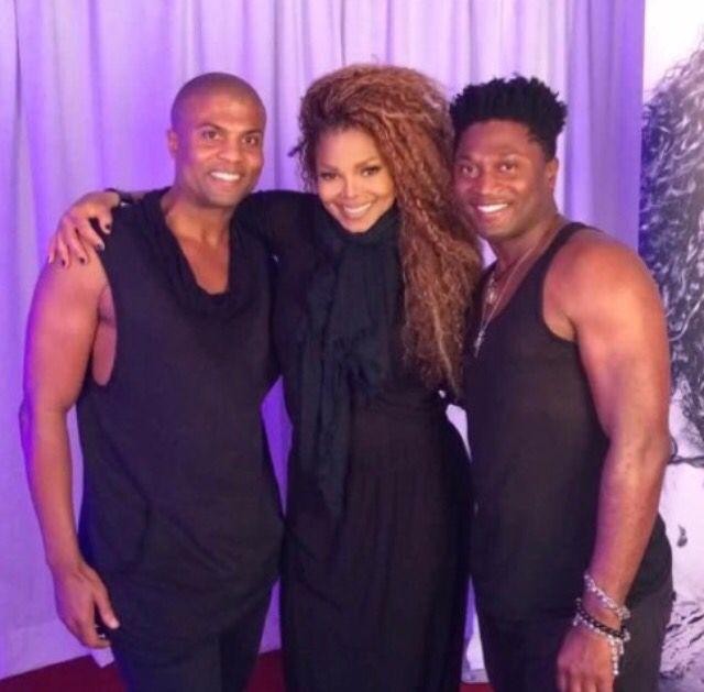 Janet Jackson, Unbreakable Tour