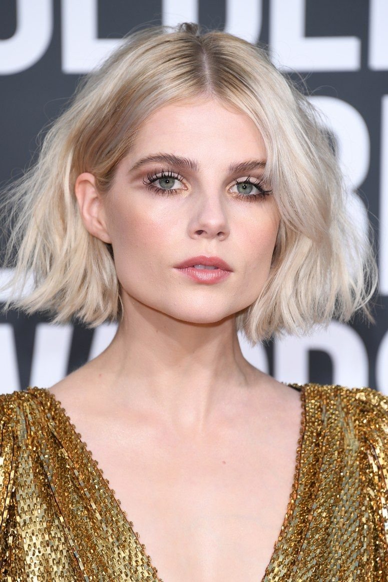 How Lucy Boynton Became This Year S Breakout Beauty Star