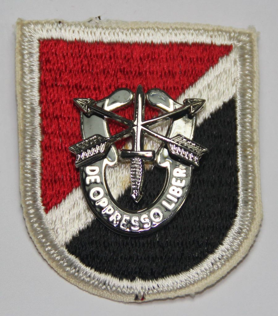 U.S. Army 6th Special Forces Group (1963 to 1971)