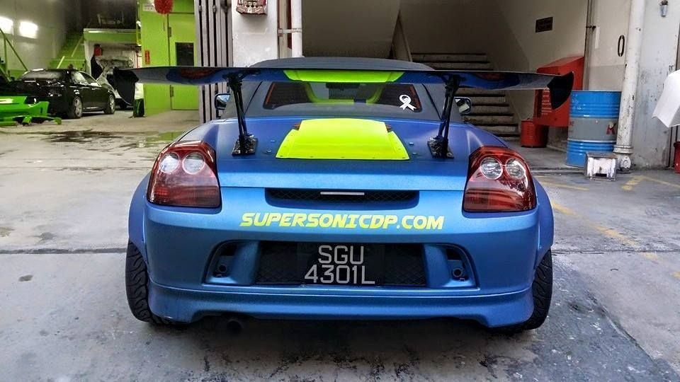 mr2 roadster owners club � view topic rocket bunny style