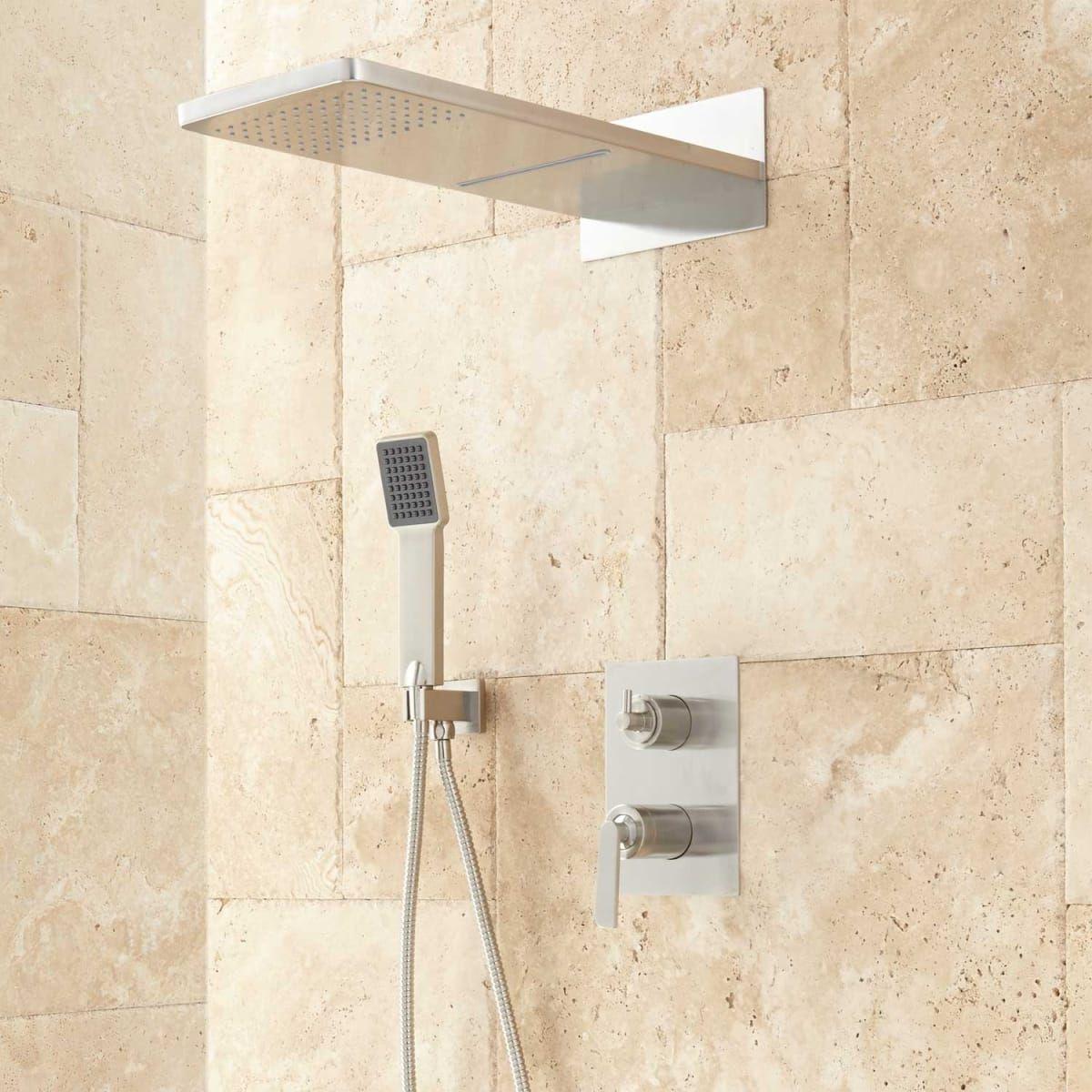 Signature Hardware 927746 Shower Systems Shower Panels