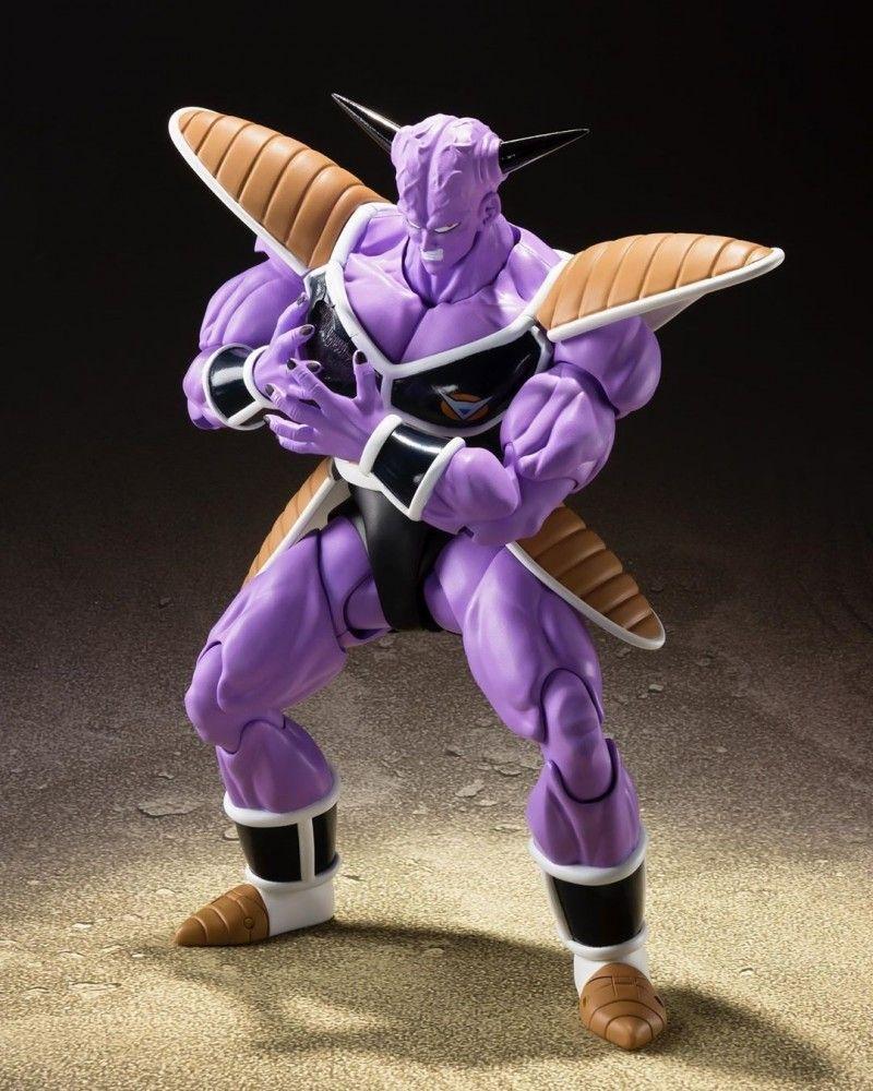 S H Figuarts Captain Ginyu Dragon Ball Z Dragon Ball Dragon Ball Z Fighting Poses