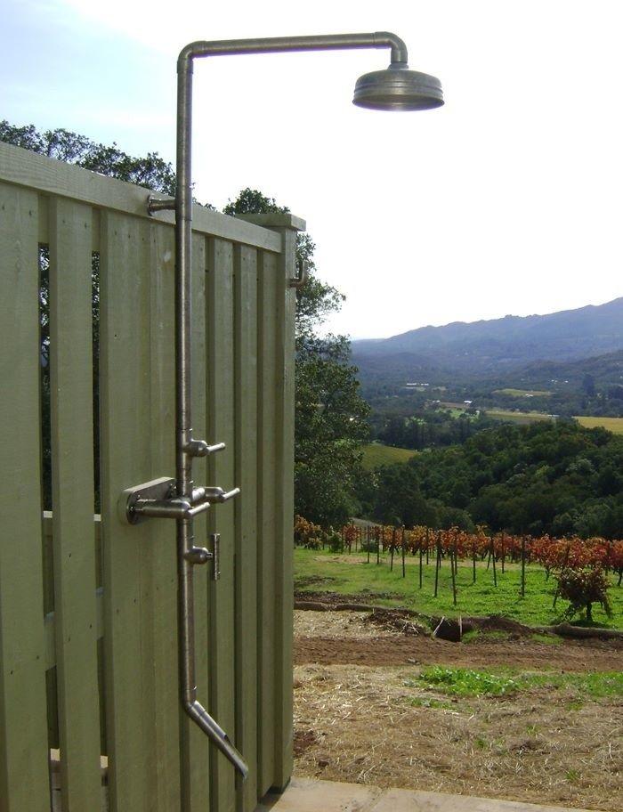 outdoor shower fixtures - Google Search | Outdoor showers ...
