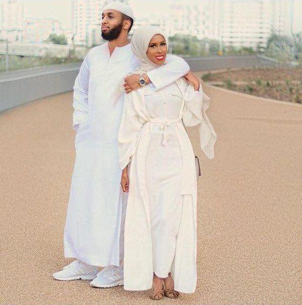 basma k and her husband hijablove pinterest muslim