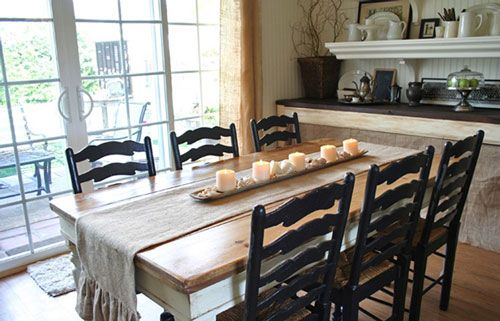 Farmhouse Dining Room Table Pi Furniture Ideas Intended For Prepare