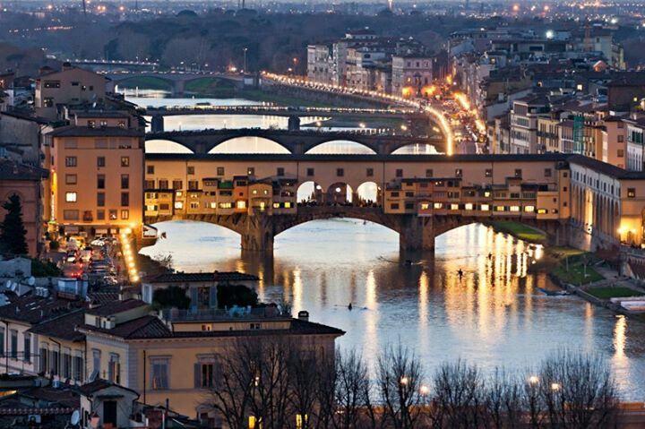 Sunrise, Florence, Italy
