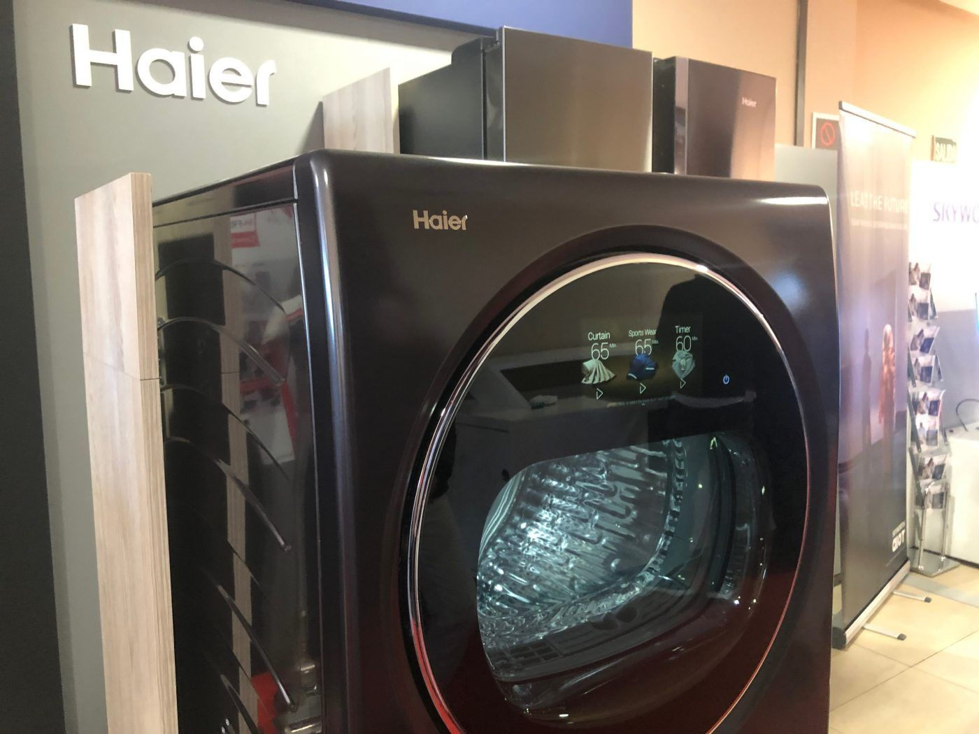 The Haier Laundry Center Is A Thing Of Beauty Laundry Center
