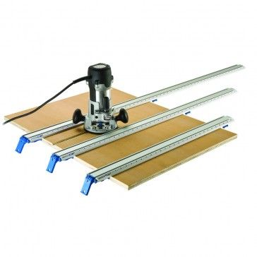 All in one clamp a-12 12-inch grip clamp guide with t-track.