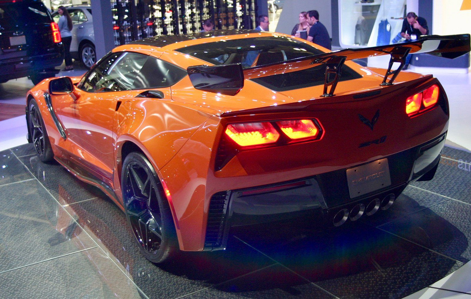 2019 Chevrolet Corvette ZR1 is fastest-ever Vette   Corvette ...