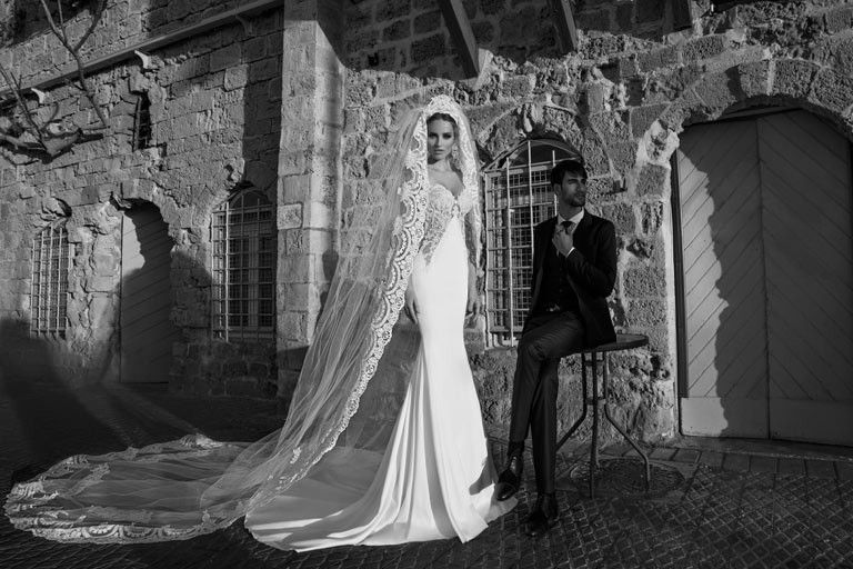 Galia Lahav's Bridal Spring 2015