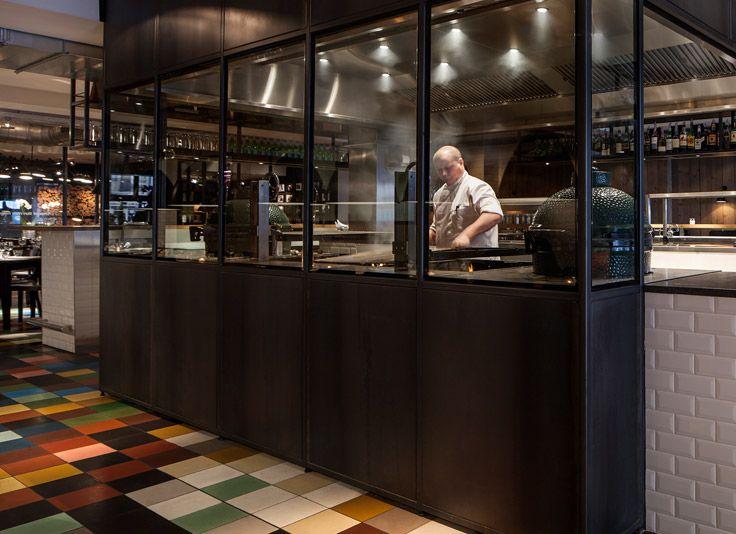 interior design architecture sports bar boutique pub