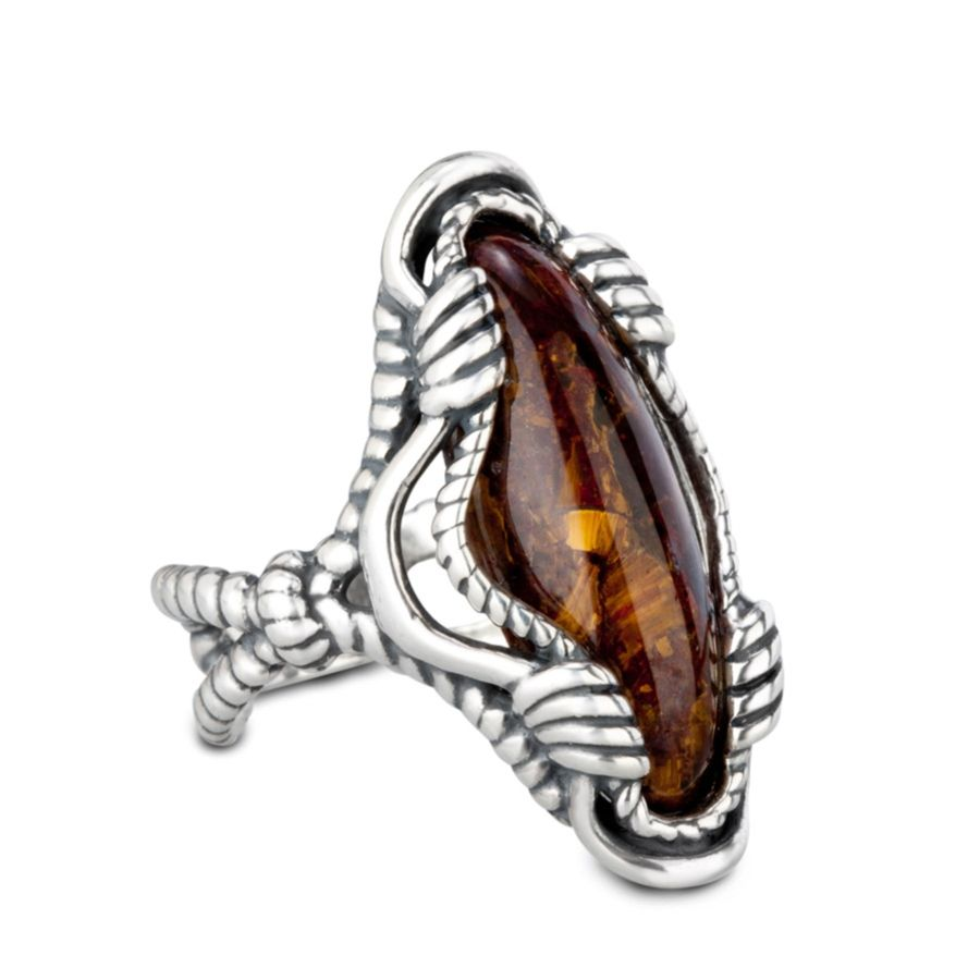 silver natural itm ring sterling size pietersite rings