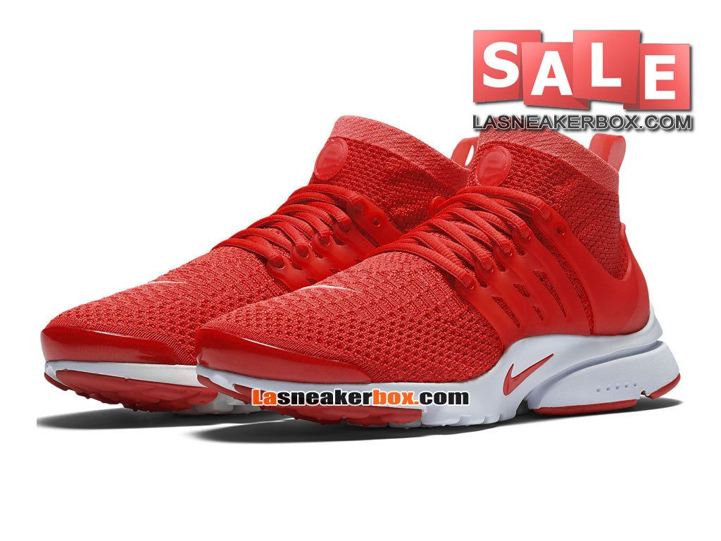 buy popular 069d5 ec1fa Nike Air Presto Ultra Flyknit - Chaussures de Sports Nike Pas Cher Pour  Homme - 835570-600 - Boutique Nike (FR)   LaSneakerBox.com