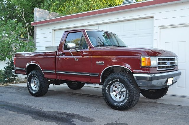 1987 Ford F150 4x4 Maintenance Restoration Of Old Vintage Vehicles