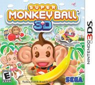 Super Monkey Ball 3DS for Nintendo 3DS GameStop