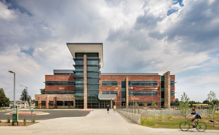 Colorado state university health and medical center