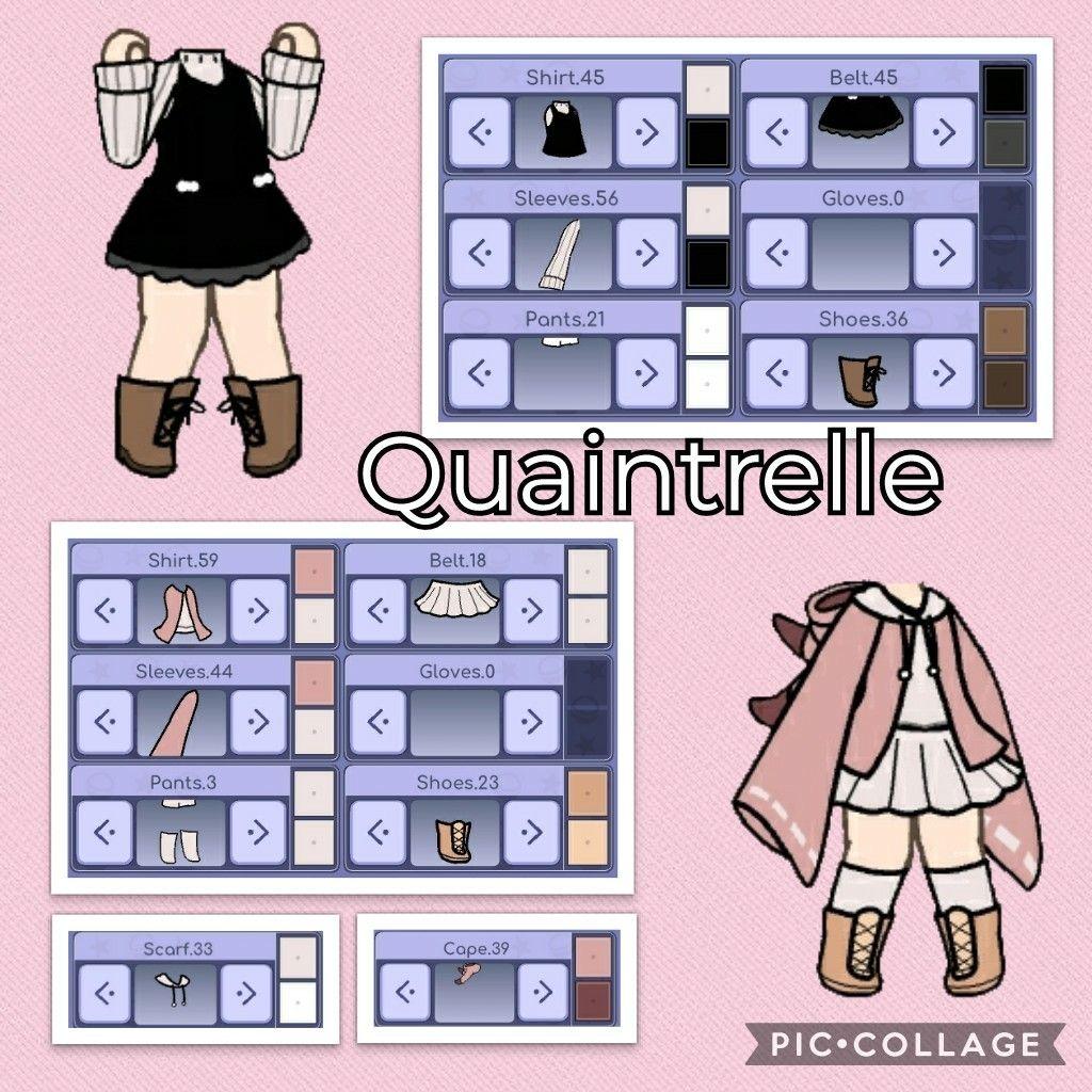 Aesthetic Gacha Life Characters Girl