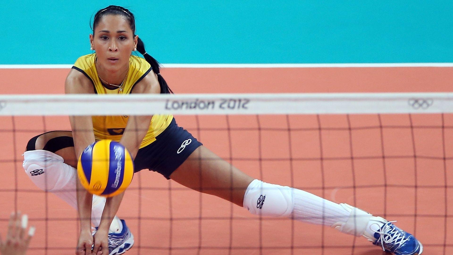 Hd Wallpaper Sports Volei Juegos Olimpicos Londres 2012 Juegos Olimpicos Jugadoras De Voleibol