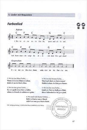 Lied über kennenlernen