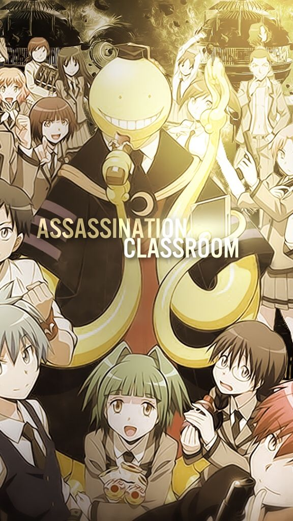 Check The Link In The Bio To Download Hd Wallpapers Of Assassination Classroom And More Pc Phone Anime Anime Wallpaper Assasination Classroom Anime