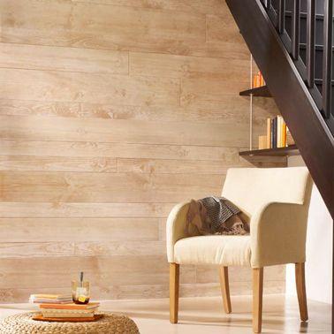 Lambris bois ou PVC, une déco murale top tendance Polos