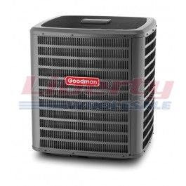 Goodman Dszc180601 5 Ton 18 Seer 410 Refrigerant 2 Stage Heat Pump In 2019 Home Shopping Air Conditioner Condenser Heat Pump Air Conditioner Heating A