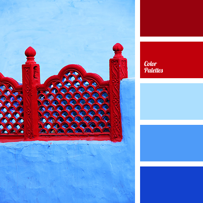 Great Collection Of Contrasting Palettes With Different