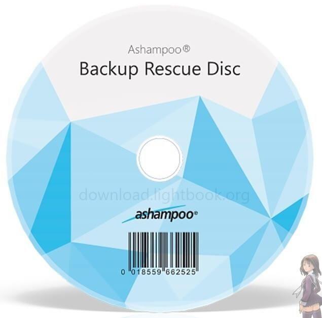 Download Ashampoo Backup Rescue Disc2020