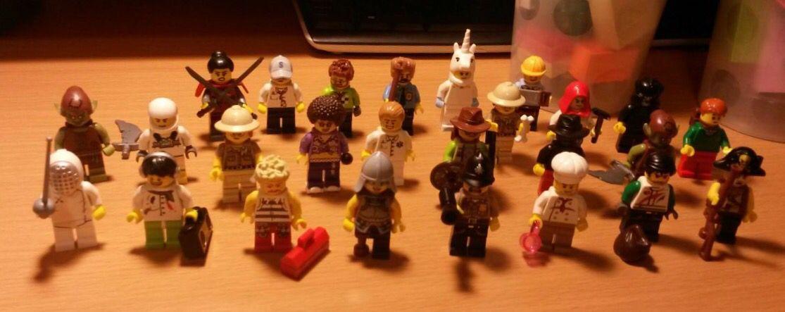 Lego en Arquiphilia