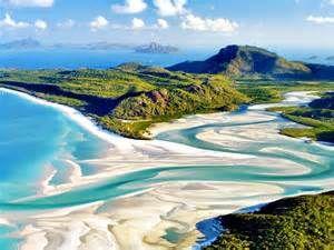 whitehaven beach australia - Bing Images