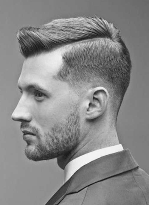 2016 Male Groom Hairstyle For Wedding Side Parting Sharp Sleek Undercut Hairstyles Mens Hairstyles Mens Hairstyles Fade