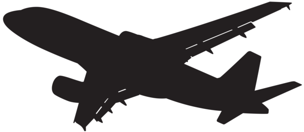 Plane Silhouette Png Clip Art Silhouette Png Plane Silhouette Clip Art